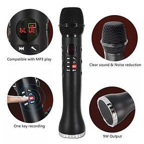 Микрофон караоке L-598, фото 2