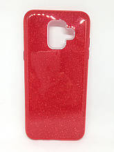 Чехол Samsung A6 2018 Red Rose Dream