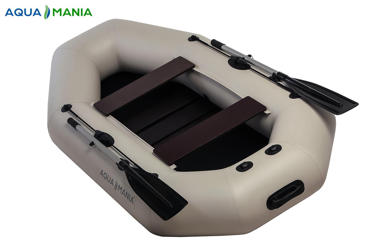 Надувная лодка Аква Мания А-240T двухместная