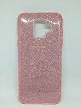 Чехол Samsung A6 2018 Pink Dust Dream