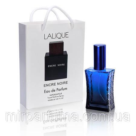 Парфюм в подарочной упаковке LALIQUE ENCRE NOIRE POUR HOMME  50 ML.