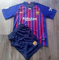 Обзор футбольной формы Барселона сезон 18-19
