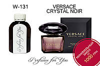 Женские наливные духи Crystal Noir Версаче  125 мл, фото 1