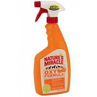 Nature`s Miracle Oxy Formula Натурес Миракл Окси Формула спрей устранитель пятен и запаха 710 мл