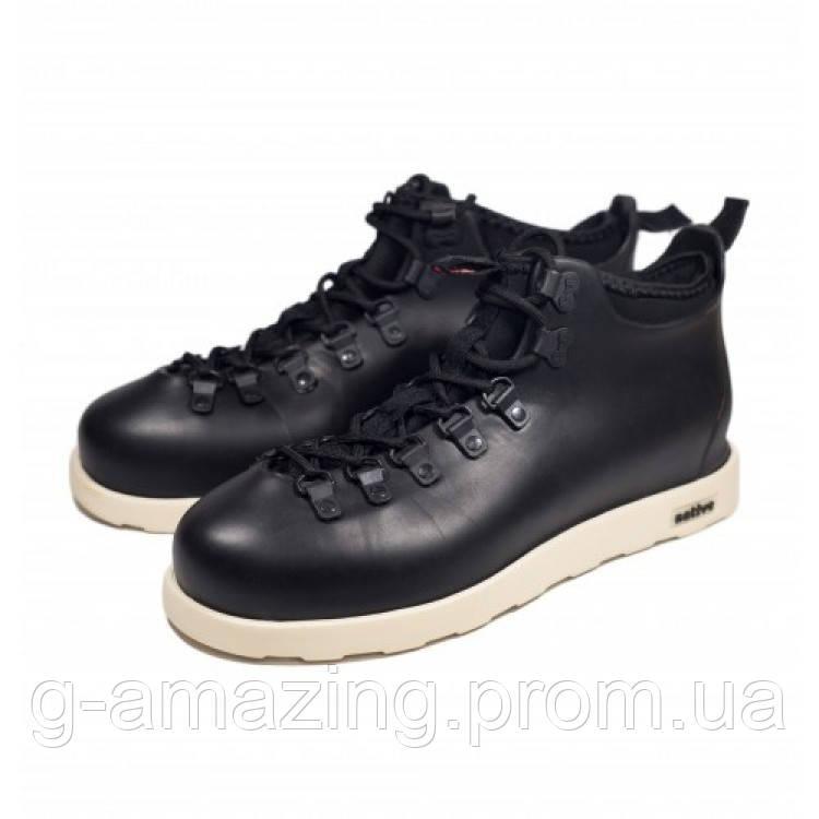 Ботинки Native Fitzsimmons Black