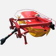 Косилка для минитрактора ротоная КРН-1,35(135см, БЕЗ карданного вал)