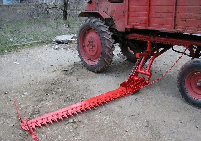 Косарка сегментна КТП-1.8 на трактор Т-16
