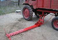 Косарка сегментна КТП-1.8 на трактор Т-16, фото 1