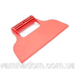 Шпатель пластиковый 230 мм INTERTOOL KT-2810