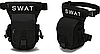 Сумка тактична на стегно SWAT, з кріпленням на пояс ForTactic Олива, фото 5