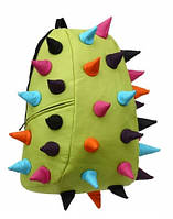 Рюкзак Madpax Spiketus Rex Full (Большой). Цвет Get in lime.Оригинал из США., фото 1