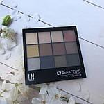 Набор теней для глаз Mega Color LN Professional, фото 2