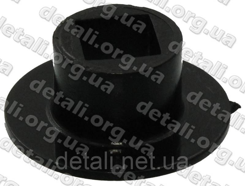 Втулка шнека (D24/14мм, H10мм, квадрат 8мм)