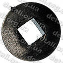 Втулка шнека (D24/14мм, H10мм, квадрат 8мм), фото 3