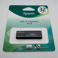 Флешка USB 2.0, Apacer AH23B, 32Gb