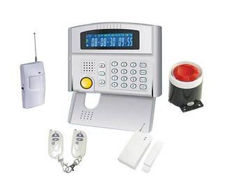 Беспроводная сигнализация GSM