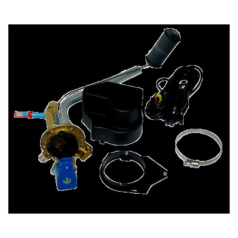 Мультиклапан Tomasetto 315-30 класса A с катушкой без ВЗУ (выход газа D8)