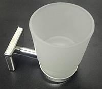 Стакан для зубных щеток с креплением из нержавейки Mobe (00131)