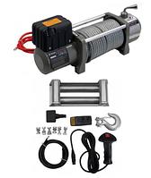 Електрична автомобільна лебідка з пультом управління, TITAN PAL13000
