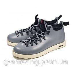 Ботинки Native Fitzsimmons Grey