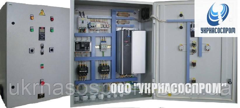 Станция автоматического управление Каскад-ПЧ 7,5 кВт