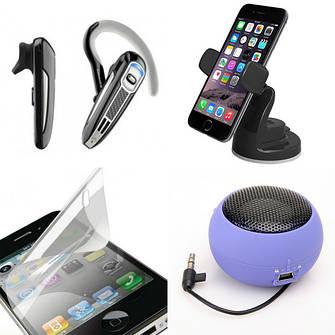 Телефоны, наушики и аксессуары