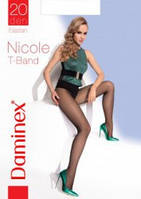 Daminex 20 den Nicole T-band