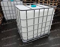 Еврокуб SCHUTZ б/у мытый или не мытый не пищевой IBC-контейнер 1000 литров.