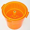 Ведро для сушки зелени 19 л. 42х58 см. пластиковое, оранжевое Stalgast, фото 2