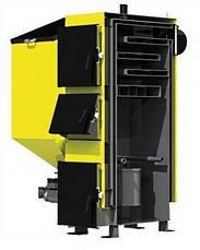 Комбинированный пеллетный котел KRONAS COMBI 42 кВт с горелкой и шнеком (дрова и пеллеты), фото 3