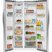 Холодильник с морозильной камерой Side-by-Side Combi Bomann SBS 2192 IX A+, 527L Германия