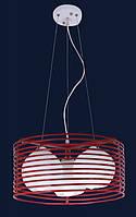 Люстра Levistella красная 7079800-3