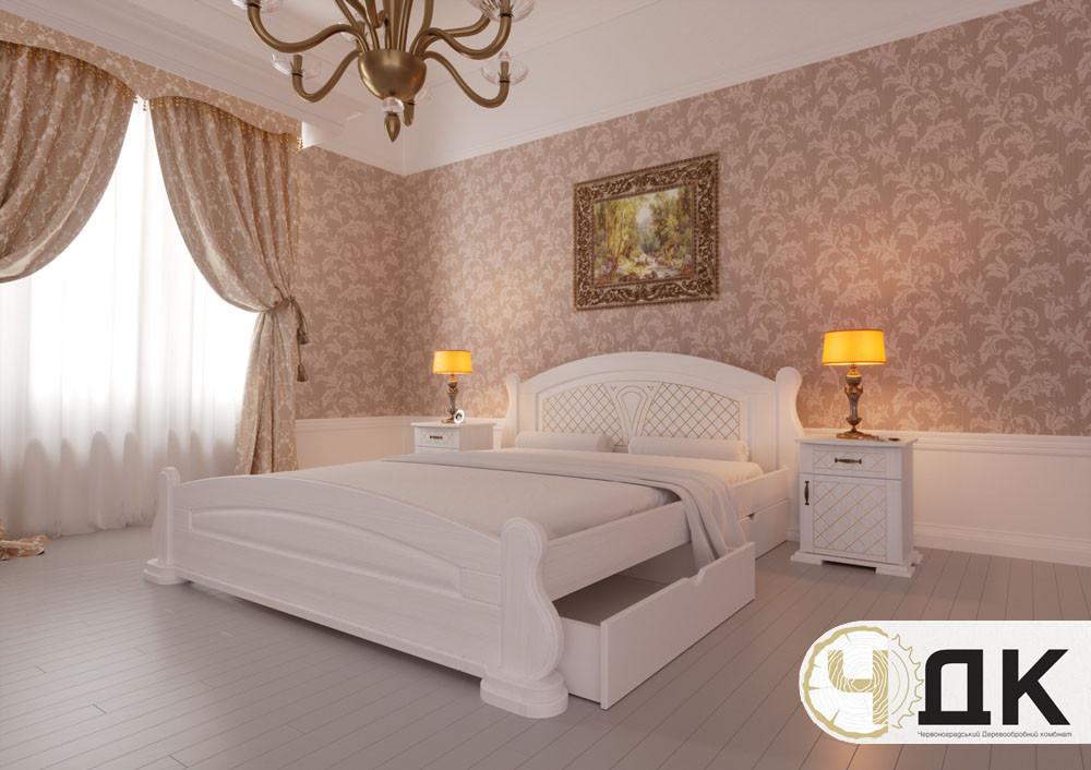 Современная кровать Женева  (все размеры )