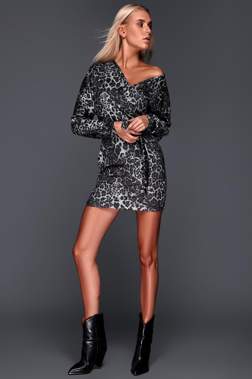 Стильное молодежное короткое платье 42-44,44-46р.