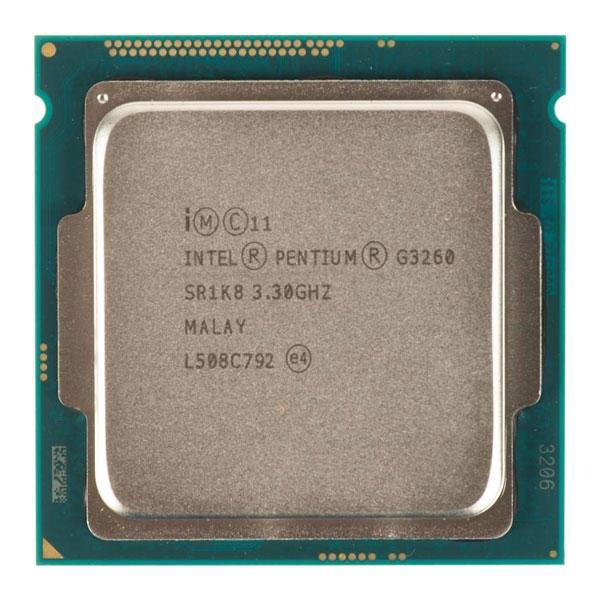 "Процессор Intel Pentium G3260 BX80646G3260 3.3GHz s.1150 ""Over-Stock"" Б/У"