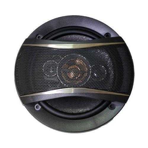 Автоакустика MHZ TS-1396E 350W колонки круглые динамики круги акустика для машины TS 1396E 350Вт колонки