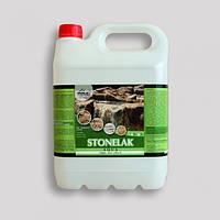Лак для натурального камня STONELAK AQUA (полуглянцевый) 5 л