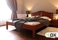 Деревянная кровать Италия ЧДК, фото 1