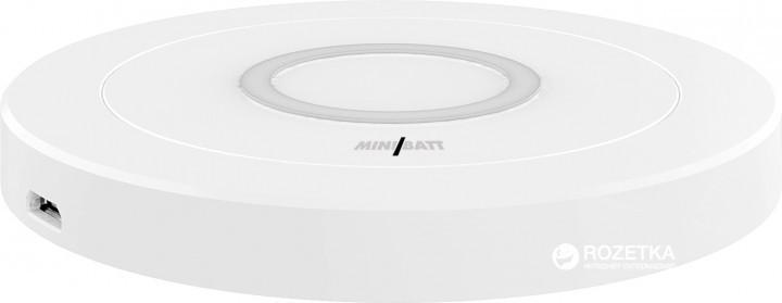 Беспроводное зарядное устройство MiniBatt iCharger White (MB-ICHA)