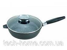 Сковорода с греблоновым покрытием Oscar Cooks Wiesenhall CA208F 26cm