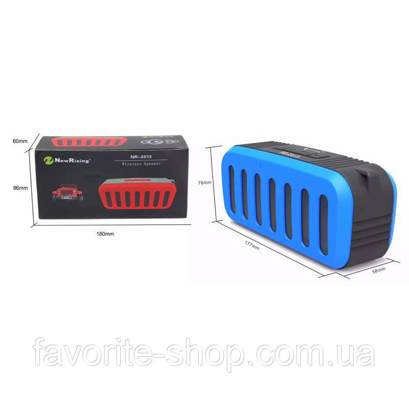 Портативная колонка Bluetooth NR2013