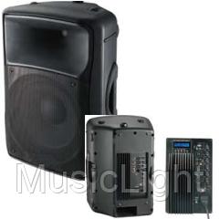 Активная акустическая система Big EV15A+MP3+FM+Bluetooth+REMOTE