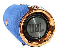 JBL Bass Pro 1+ портативная акустическая система,  Bluetooth, синяя, реплика, фото 1
