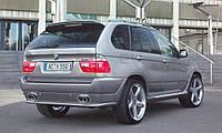 Верхний спойлер BMW X5 E53 1999-2003 г.в.  стиль AC Schnitzer, фото 1
