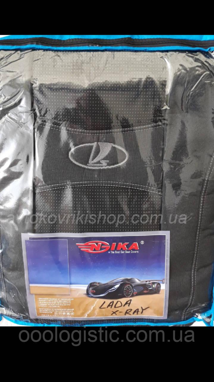 Авто чехлы Lada X-RAY 2016- Nika ника икс рей