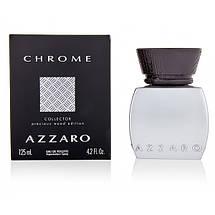 Azzaro Chrome Collector Precious Wood Edition туалетная вода 125 ml. (Аззаро Хром Коллектор Вуд Эдишн), фото 2