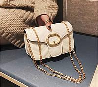 Молодежная женская сумка на цепочке Milana