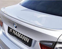 Спойлер багажника, сабля BMW 3 series E90 2005-2011 г.в. стиль HAMANN, фото 1