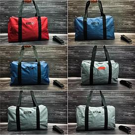 Спортивная сумка Nike, Supreme and Rebook Melang