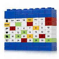 Вечный Календарь PUZZLE Blue, фото 1